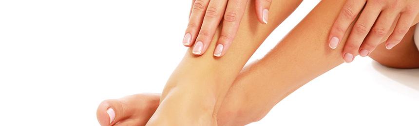 Шелушение кожи на ногах Цинокап