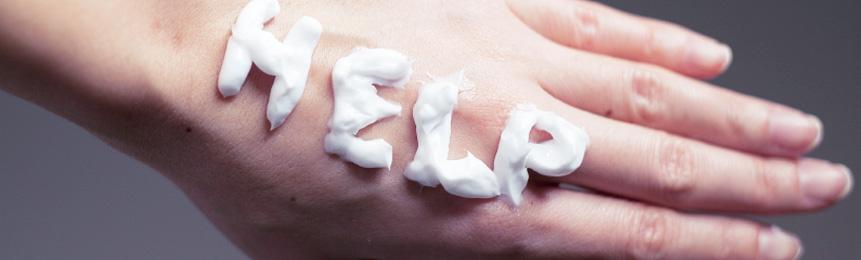Шелушение кожи на руках Цинокап